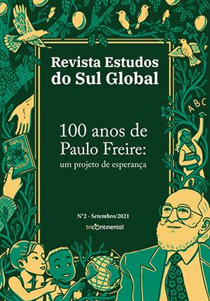 Visualizar v. 1 n. 2 (2021): Cem anos de Paulo Freire: um projeto de esperança